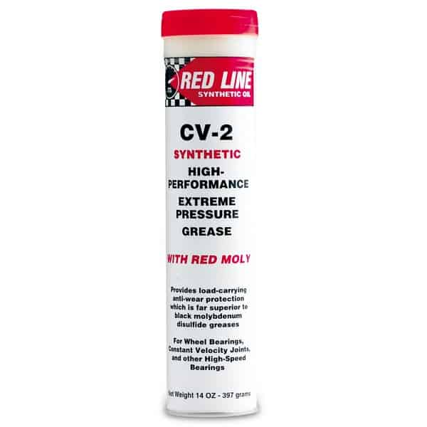 Red Line® Synthetic CV-2 Grease