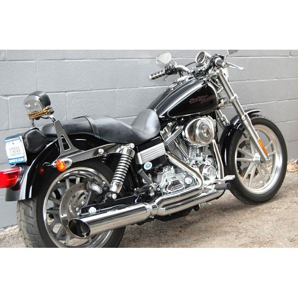 D&D Boarzilla 2:1 Exhaust for Dyna® Models